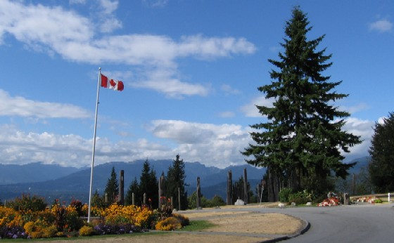 Burnaby Mountain Park - Ceremony Sites, Parks/Recreation -